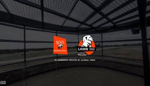 Lions 360 video